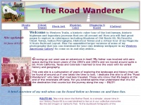 Theroadwanderer.net - The Road Wanderer ~ Historic Highways, Lost Byways and Legendary Journeys