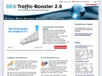 Seo-traffic-booster.de - SEO Software - SEO Traffic-Booster
