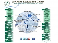 Therrc.co.uk - river advice, consultation, projects, the RRC - the River Restoration Centre