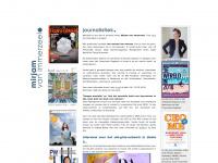 Mirjam van Immerzeel - journalistiek
