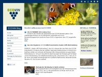 Ecovin.de - Startseite | ECOVIN Bundesverband Ökologischer Weinbau e. V.