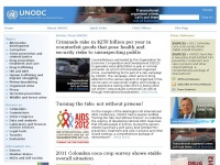 Unodc.org - United Nations Office on Drugs and Crime