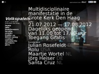 Volkspaleis -Den Haag