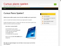 cursuspianospelen.nl - Verwijderd | Undeveloped