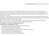 Wijkwebsite - Home