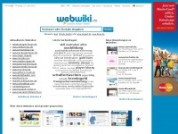 Webwiki.de - Webwiki - Das Bewertungsportal für Websites