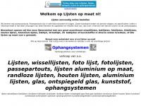 lijstenopmaat.nl