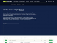 Top-casino.nl - Casino Spellen - Top Casino