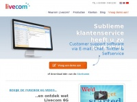 Livecom.net - Livecom - Alles-in-1 customer support oplossing voor email, chat & social media