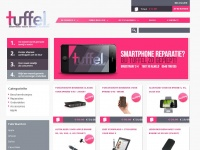 Smartphone, tablet, laptop & Mac specialisten - Tuffel
