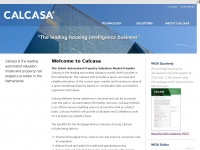 Calcasa.co.uk - Calcasa - The Dutch Automated Property Valuation Model Provider