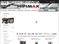 Car Audio Specialist | Hifimax