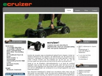 ecruizer, electrisch skateboard, electrische skateboards
