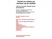 Twap.nl - travel op je mobiel , reizen en vervoer op je mobiel