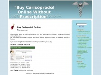 Carisoprodolpharm.com - Best Free Printable and Templates Online