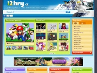 12hry.cz - Online hry zdarma - 1 2 Hry