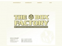 theboxfactory.be