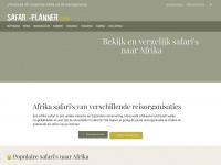 Afrika safari's van verschillende reisorganisaties vergelijken
