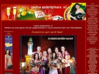 Casino entertainers .nl