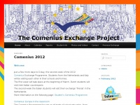 Comenius-exchange.eu - Welcome to nginx!