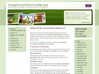 huisentuininformatie.be