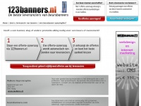 123banners.nl