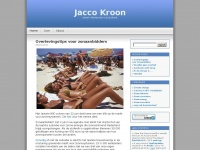 Jacco Kroon  | (columns and other publications between  2012-2013)