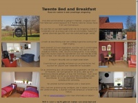 Twente Bed and Breakfast in Mander