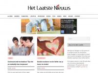 Het Laatste Nieuws, een overzicht van diverse nieuwsbronnen