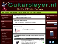 Guitarplayer.eu - STRATO - Domain reserved
