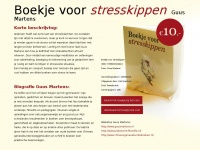 Stresskippen: Boekje voor stresskippen - stresskip | Stresskippen