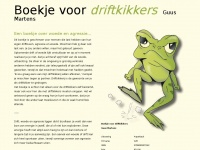 homepage | http://www.driftkikkers.nl/ | Driftkikkers