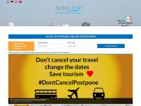 Hotel Rotterdam omgeving delfshaven en coolhaveneiland - Reserveer veilig online - Hotel Port Rotterdam
