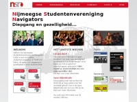 Nsnijmegen.nl - Nijmeegse Studentenvereniging de Navigators
