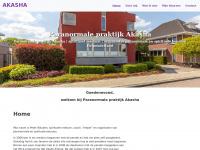 Peterwauben.nl - Paranormale praktijk AKASHA | beursorganisatie HelpendeHand - Home