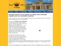 royalvillaholiday.com