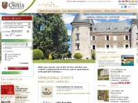 Camping-castels.co.uk - Les Castels: Luxury campsites in France at exceptional locations!