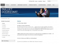failliet-doorstart.be