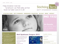 Stichtingterre.nl - Stichting Terre - Rett Syndroom Fonds - Home