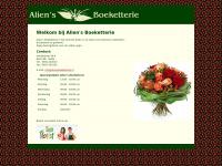 Alien's Boeketterie in Rolde, Drenthe