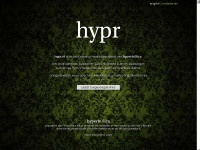 hypr - exclusieve url verkortingsdienst van hyperbOlica