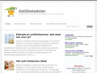 antihistamine.nl