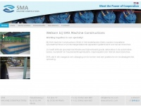 SMA Machine Constructions
