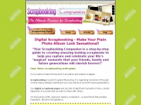 scrapbookingcompanion.com