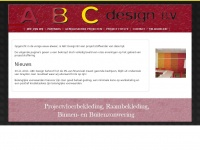 ABC Design BV: dé specialist in projectstoffering - ABC Design