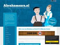 Abrahamsaranl 50 Jaar Abraham Sarah Sara Verjaardag Gedichten