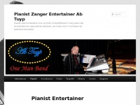 Pianist Zanger Entertainer Ab Tuyp