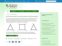Projecten Managen - Inzichten voor succes - Alles over Projectmanagement