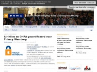 De branchevereniging voor data driven marketing | DDMA