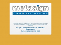 metasign.nl